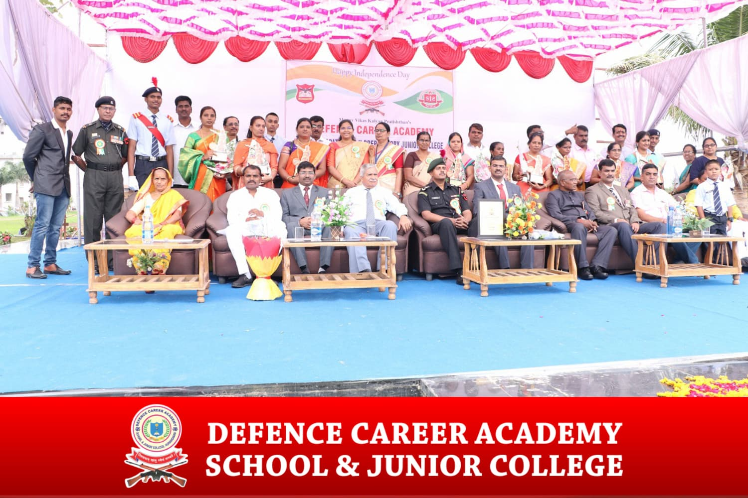independence-day-celebration-SSR-Coaching-in-India-defence-career-academy-in-maharashtra