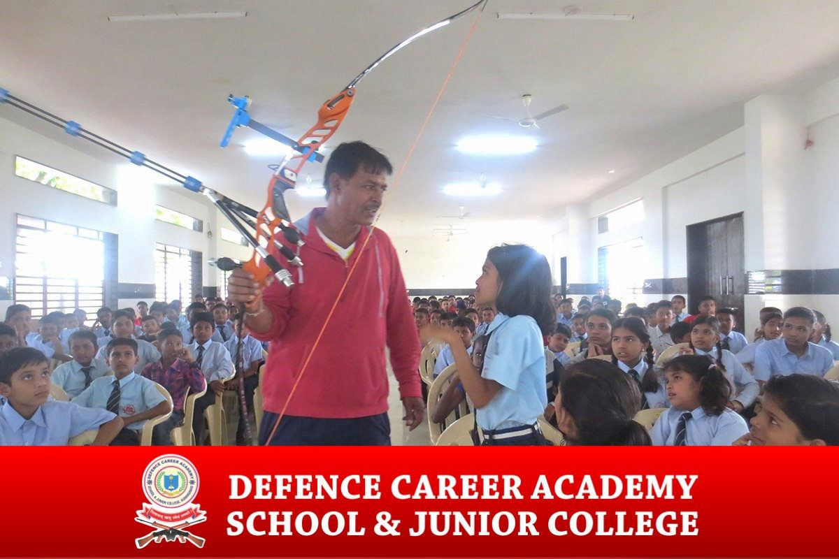 bow-and-arrow-are-the-games-and-sport-activies-are-best-opprtunities-at-DCA-auranagabad