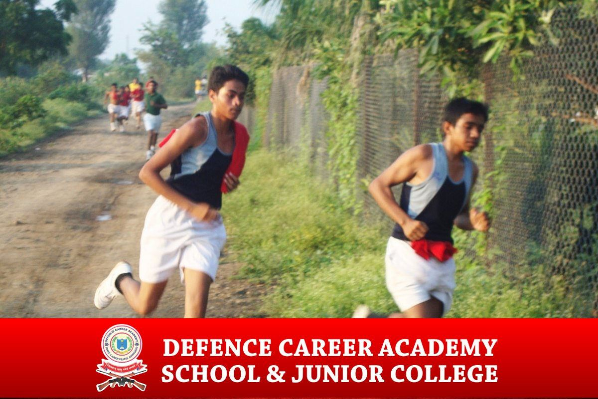 physical-training-running-excercise-dca-academy-aurnagabad