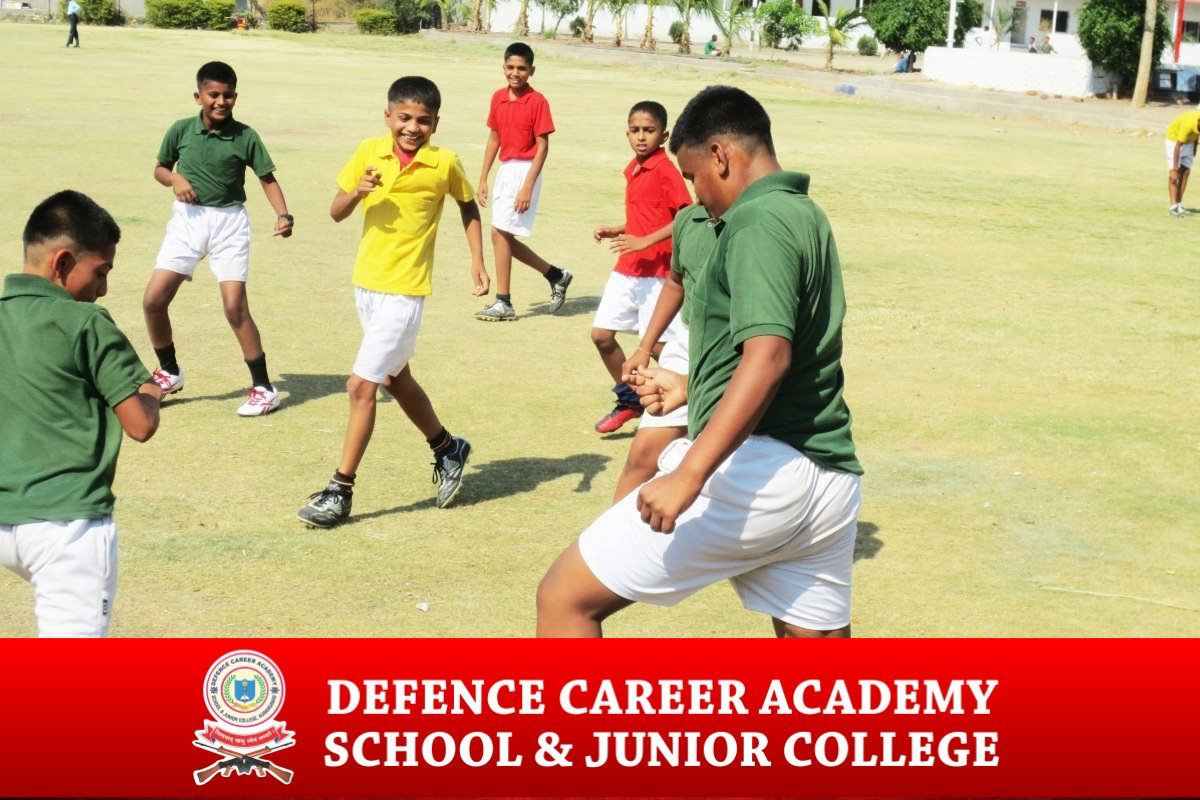sports-outdoor-activities-football-bow-and-arrow-spi-aurangabad-physical-excercises-dca-academy-best-NDA-training-institute