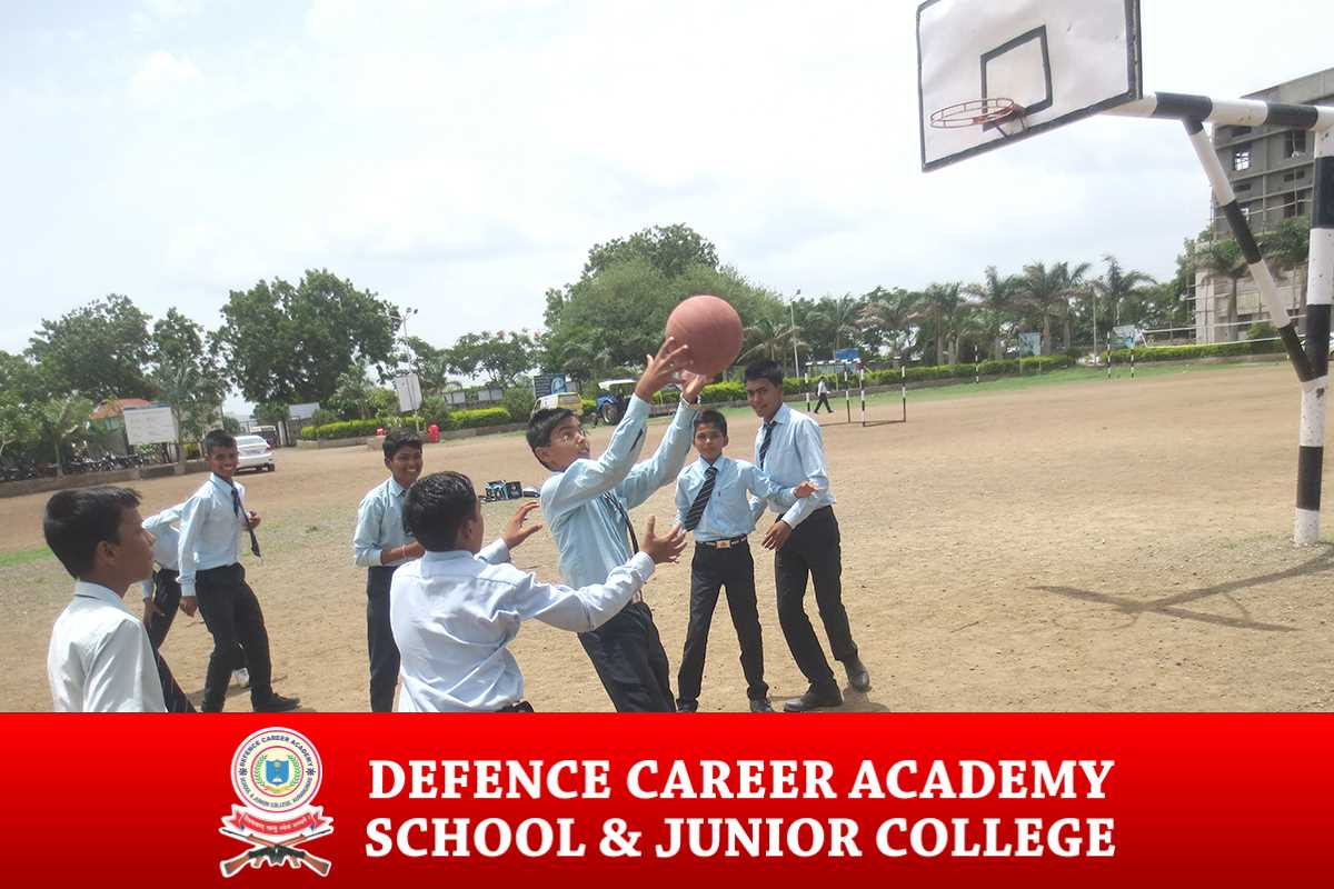 Basketball-dca-aurangabad-Join Defence Career Academy for Indian Navy