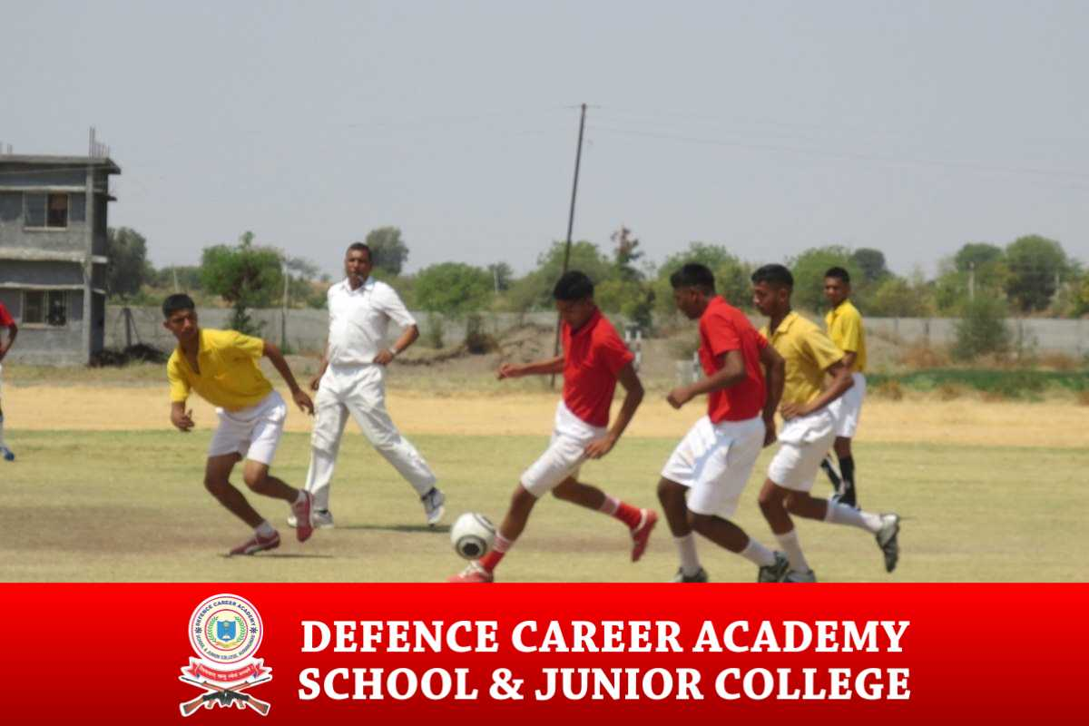 Football-playing-DCA-academy-best-coaching-for-NDA-ssb-army-navy-courses