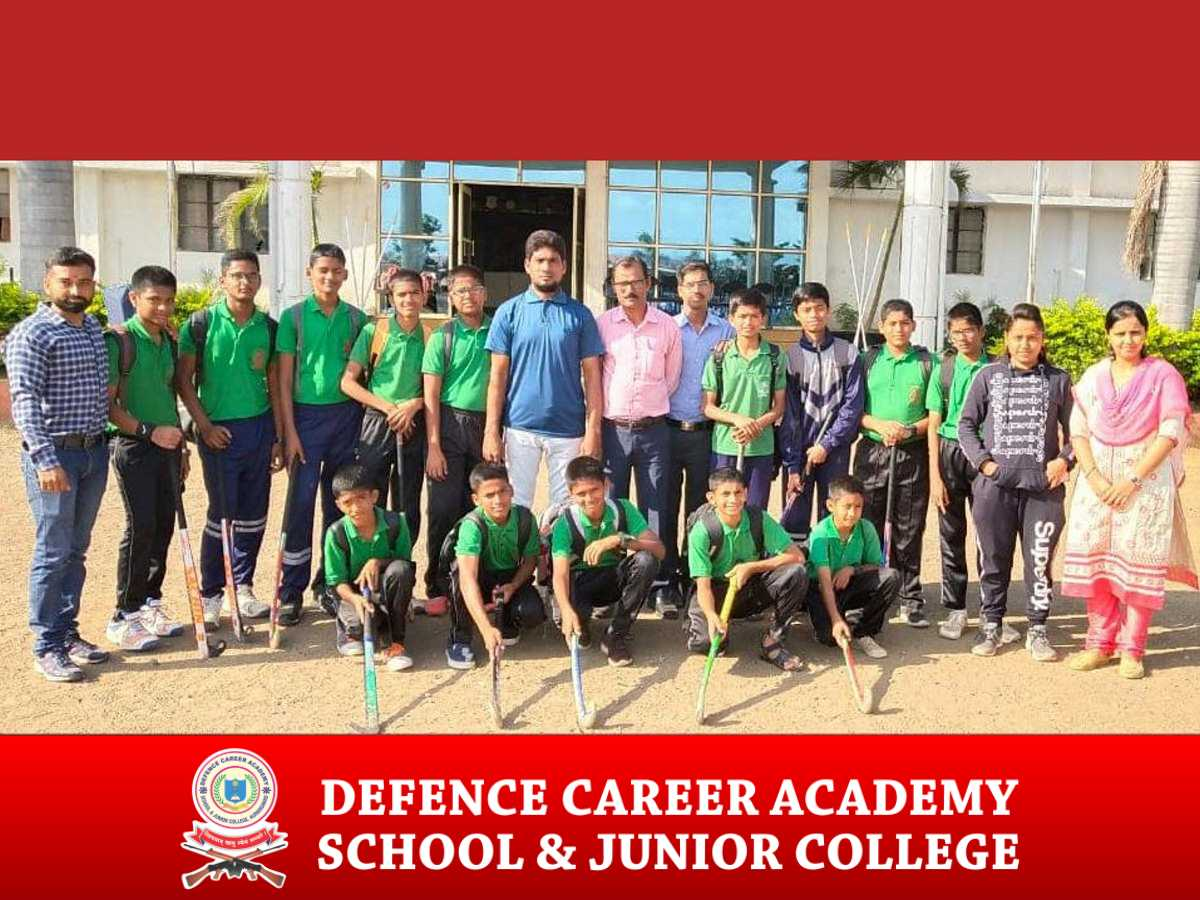 dca-career-academy-sainik-school-in-maharashtra-hockey-day